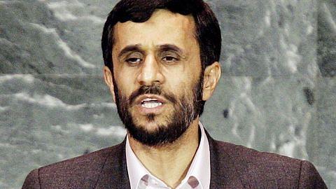 Bekas Presiden Iran ditahan atas tuduhan hasut demo antipemerintah
