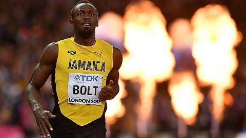 Bolt ikuti sesi ujian dengan Dortmund pada Mac