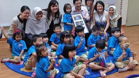 Laluan mencukupi bagi kanak-kanak daripada tadika lain ke darjah satu