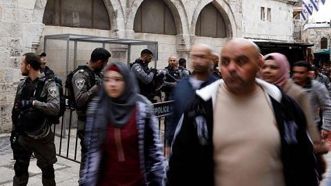 'Ada pemerintah Arab sokong secara senyap pendirian Amerika iktiraf Baitulmakdis'