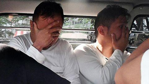 11 suspek curi bahan bakar Shell Bukom didakwa