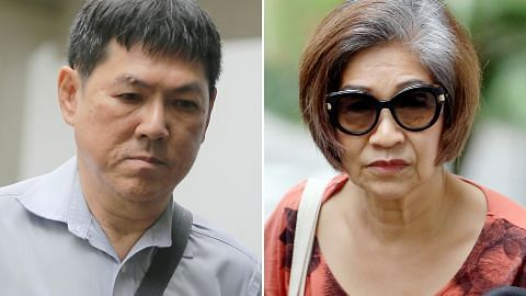 Dua dipenjara dalam kes penipuan keahlian Kelab Keppel