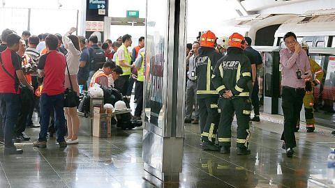 ISU PELANGGARAN TREN MRT Khaw: Pemandu, pusat kawalan tidak sempat bertindak