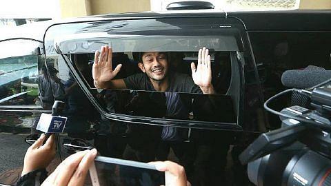 Farid Kamil dibebas dengan ikat jamin