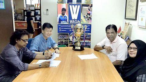 Kejohanan pupuk bakat belia bagi rebut Trofi Cabaran Kaki Bukit-WAGA SEPAK TAKRAW