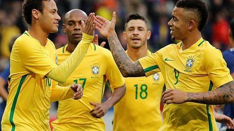 Pele pilih Brazil muncul juara