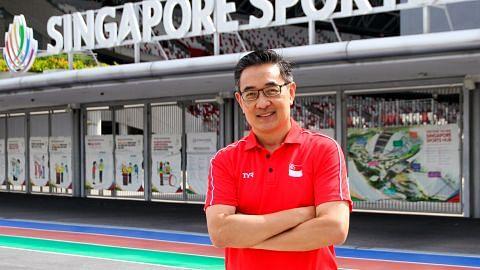 'Oon Jin Teik tokoh terbaik pimpin Hab Sukan Singapura'
