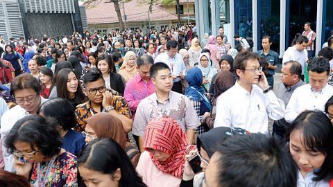Gempa bumi gegar selatan Pulau Jawa