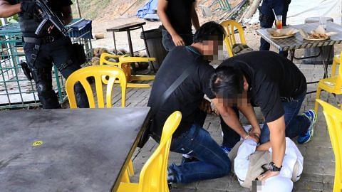 M'sia tangkap dua militan ISIS rancang serang polis, sami Buddha