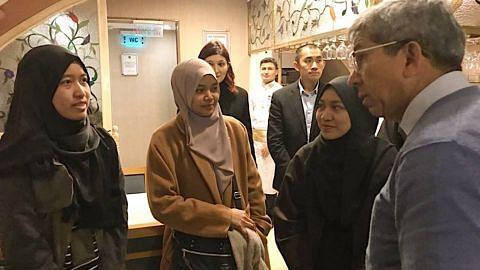 Yaacob lawat Turkey pelajari pelan negara itu bangun universiti Islam