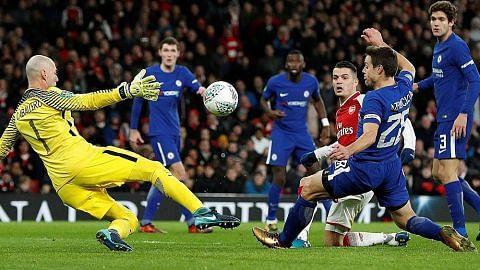 Chelsea tidak mampu kecundang lagi dengan Newcastle