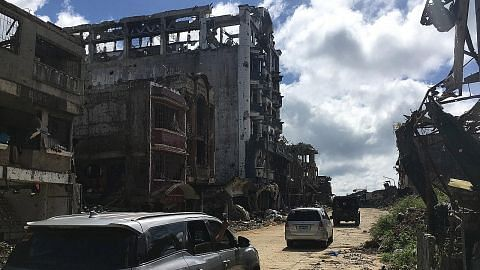Guna rampasan dari Marawi untuk rekrut pengganas baru