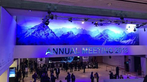 FORUM EKONOMI DUNIA DI DAVOS, SWITZERLAND Chun Sing: Pemimpin perlu jujur demi raih kepercayaan rakyat