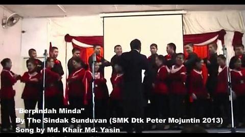Karya muzik Khair jadi pilihan lagu peringkat nasional di M'sia