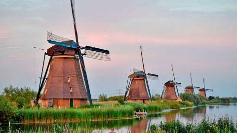 Bilangan pelancong ke Belanda capai 15.8 juta