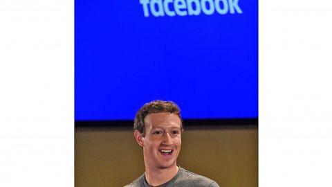 Pengasas Facebook akui laku banyak silap semasa bangunkan syarikat
