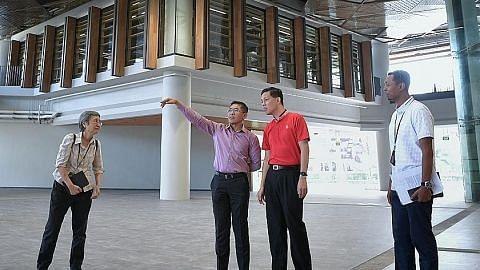Wisma Geylang Serai dibuka Julai, akan hos bazar Raya