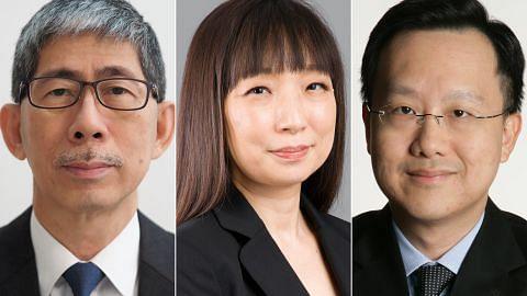 Presiden Halimah lantik tiga Pesuruhjaya Kehakiman Mahkamah Tinggi