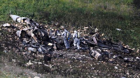 Israel teruskan operasi tentera di Syria