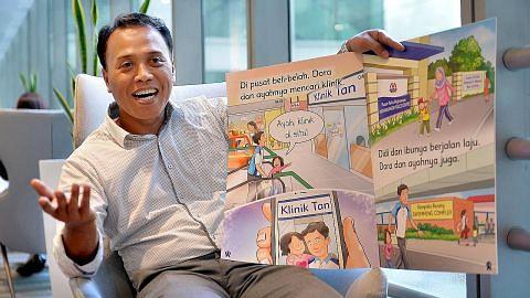 Kurikulum khas ajar Bahasa Melayu dilaksana di semua tadika MOE