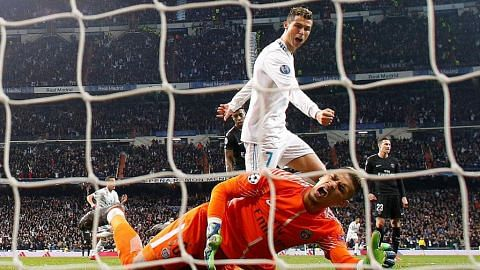 LIGA JUARA JUARA EROPAH Liverpool benam Porto 5-0, Real atasi Paris Saint-Germain 3-1