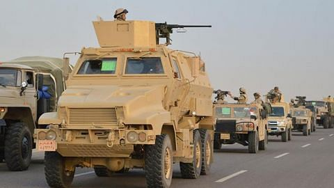 Mesir bunuh 38 militan dalam operasi di Sinai