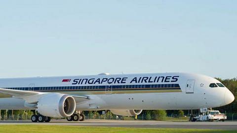 SIA tawar pesawat baru Boeing ke Perth
