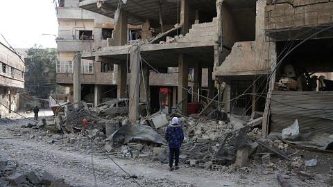 Majlis Keselamatan bakal undi gencatan senjata di Syria