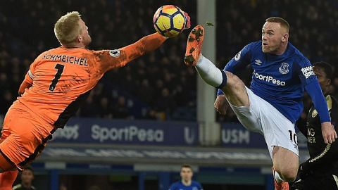 Rooney rela hadapi tekanan di Everton