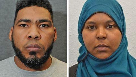 Pasangan kenal di laman dating rancang serangan ganas di Britain
