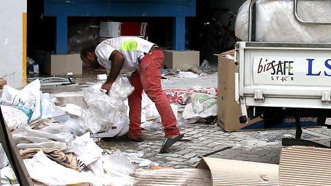 Sampah-Sampah Harap
