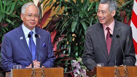 Hubungan S'pura dengan M'sia dan Indonesia penting