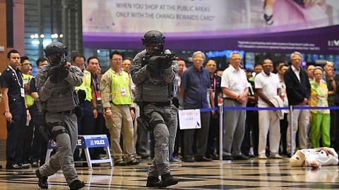 MHA ketuai respons nasional jika berlaku serangan pengganas