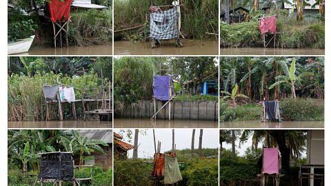 Indonesia kerah askar perangi pencemaran sungai