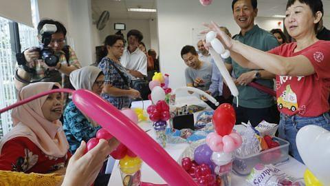 Ye Kung: Pusat kegiatan bantu warga emas kekal aktif