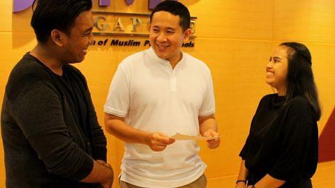 Dana Pendidikan Muslim S'pura agih $71,000