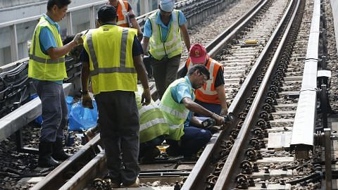 MRT singkat masa operasi bagi perbaharui aset