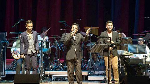 Keluarga biduan R. Ismail kongsi 'Gurindam Jiwa' bergelar anak seni