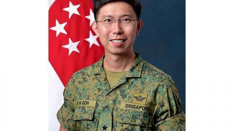 MG Ong dilantik Panglima Pasukan Pertahanan