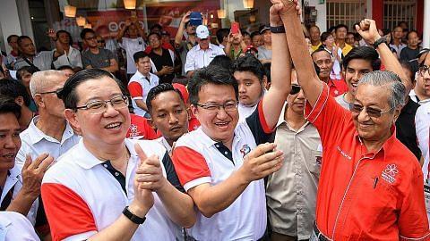 Johor jadi saksi... pertarungan antara BN dan Pakatan