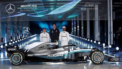 Mercedes jangkakan saingan dari Ferrari, Red Bull