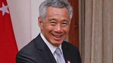 PM Lee: Hargai Air bersih di Singapura