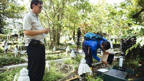 Lebih 5,500 kubur di Choa Chu Kang telah dituntut