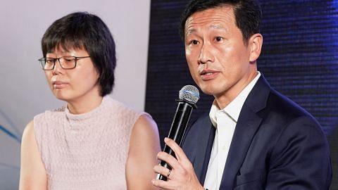 Ye Kung: S'pura perlu kepimpinan dari pelbagai latar belakang