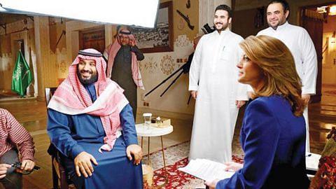 Bicara terus terang Putera Mahkota tentang pembaharuan di Arab Saudi