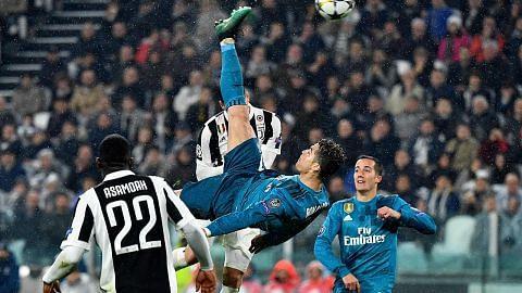 Ronaldo bantu Real benam Juventus dengan dua gol