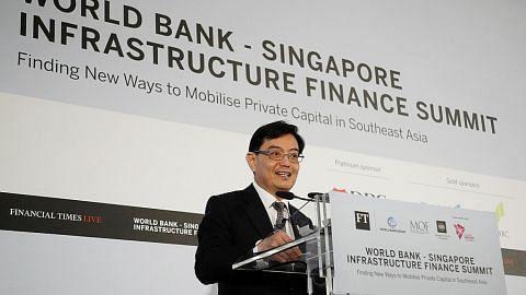 Pejabat Prasarana jadi pemangkin tarik pelabur swasta bagi projek Asia