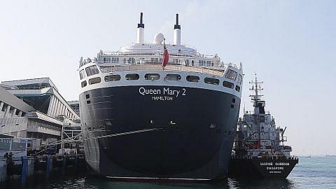 Pelayaran persiaran paling mewah dan lama di dunia