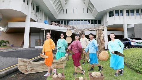 Kawasan industri Jalan Besar, Jurong jadi tumpuan Festival Warisan Singapura