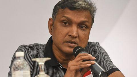 Sundram letak jawatan jurulatih bola sepak nasional